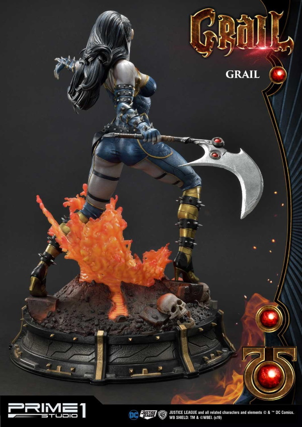 Justice League comics Series – Grail 1/3 Scale Statue  Prime131