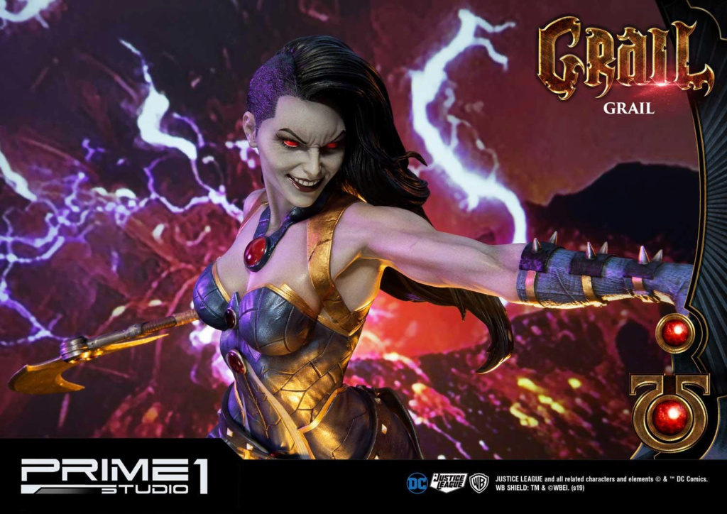 Justice League comics Series – Grail 1/3 Scale Statue  Prime132
