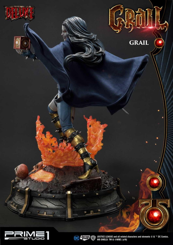 Justice League comics Series – Grail 1/3 Scale Statue  Prime137