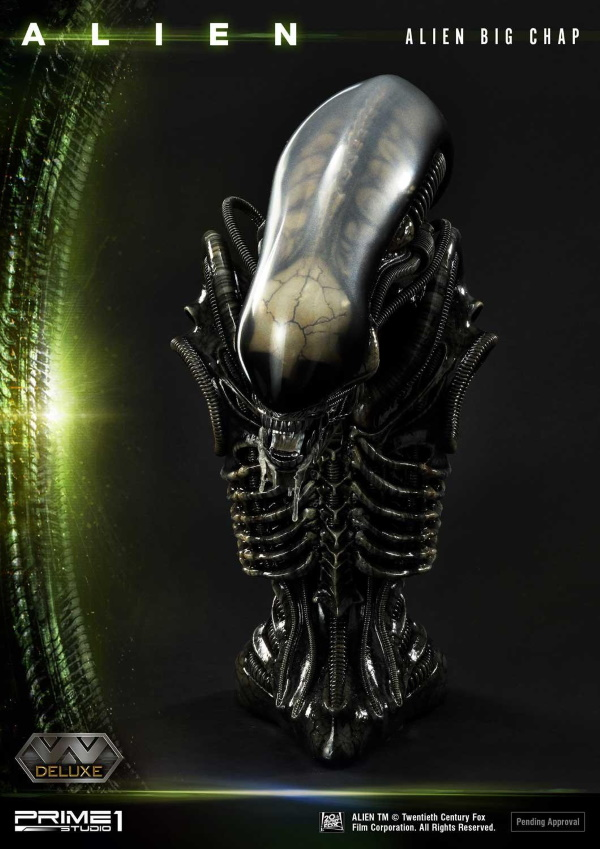 Alien – Big Chap Alien 3D Wall Art Prime146