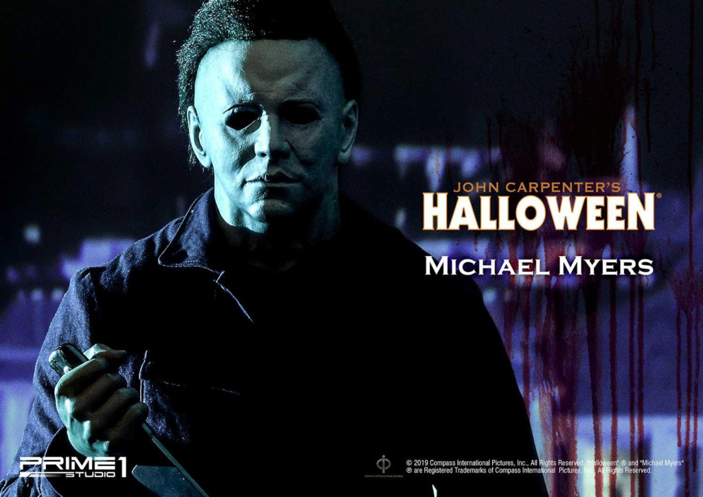 Halloween – Michael Myers 1/2 Scale Statue Prime162