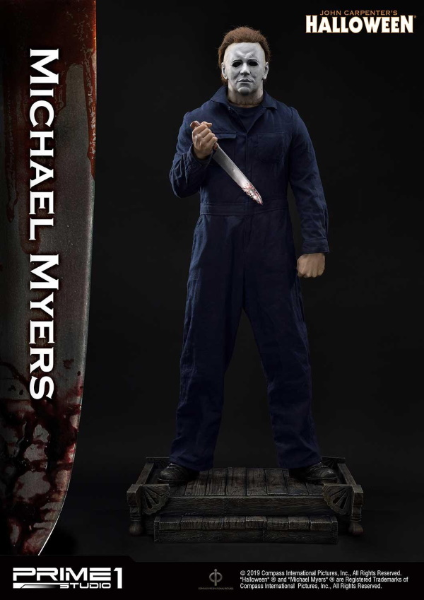 Halloween – Michael Myers 1/2 Scale Statue Prime163