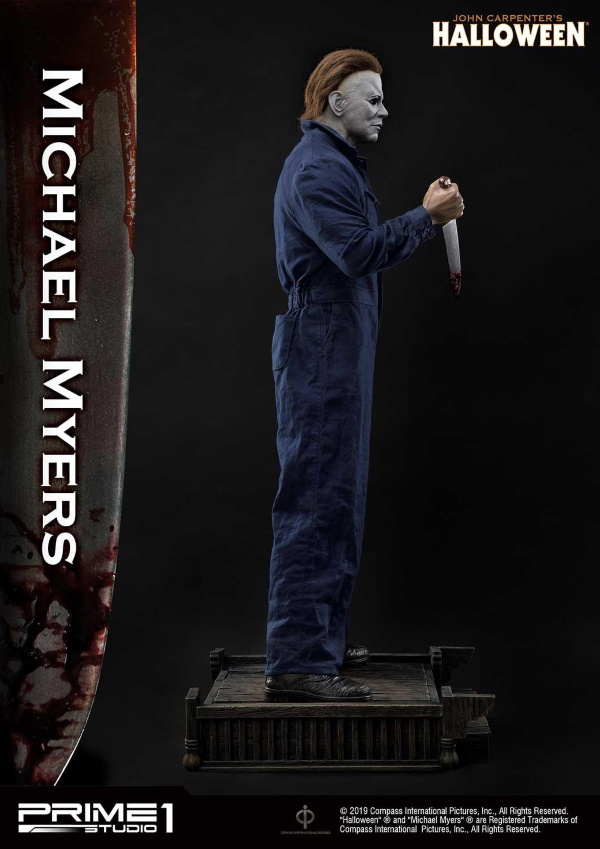 Halloween – Michael Myers 1/2 Scale Statue Prime164