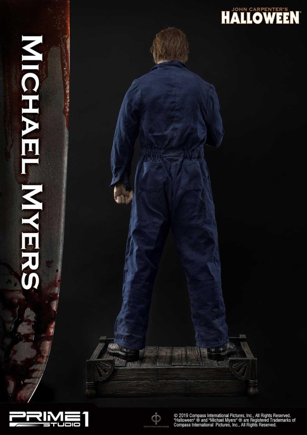 Halloween – Michael Myers 1/2 Scale Statue Prime165