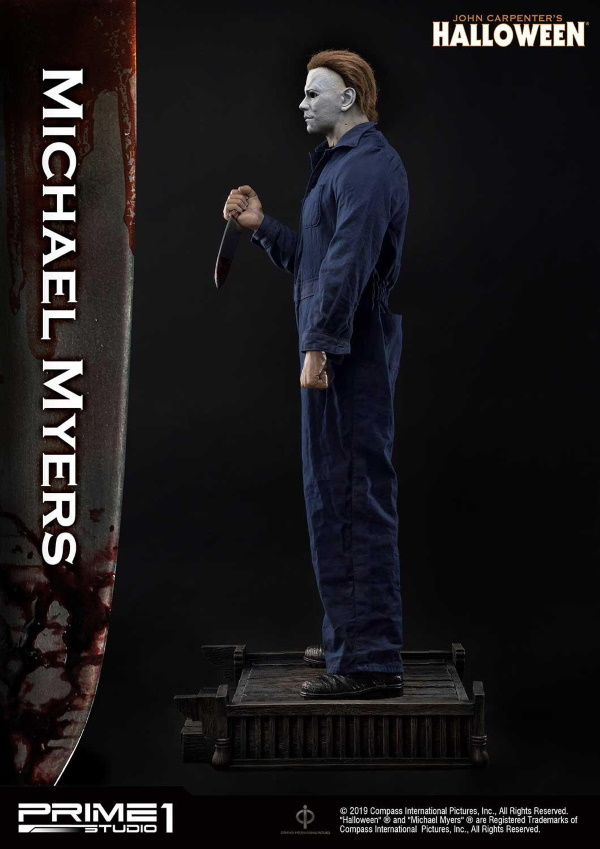 Halloween – Michael Myers 1/2 Scale Statue Prime166
