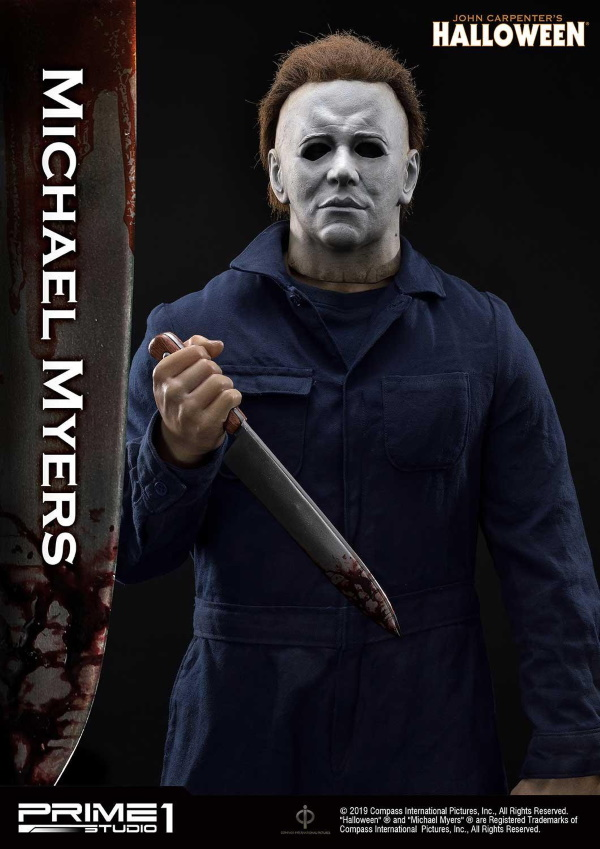 Halloween – Michael Myers 1/2 Scale Statue Prime167