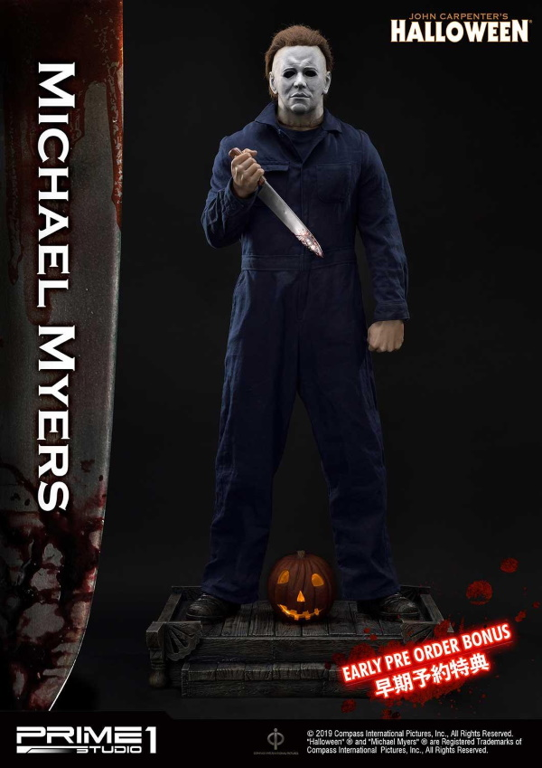 Halloween – Michael Myers 1/2 Scale Statue Prime168