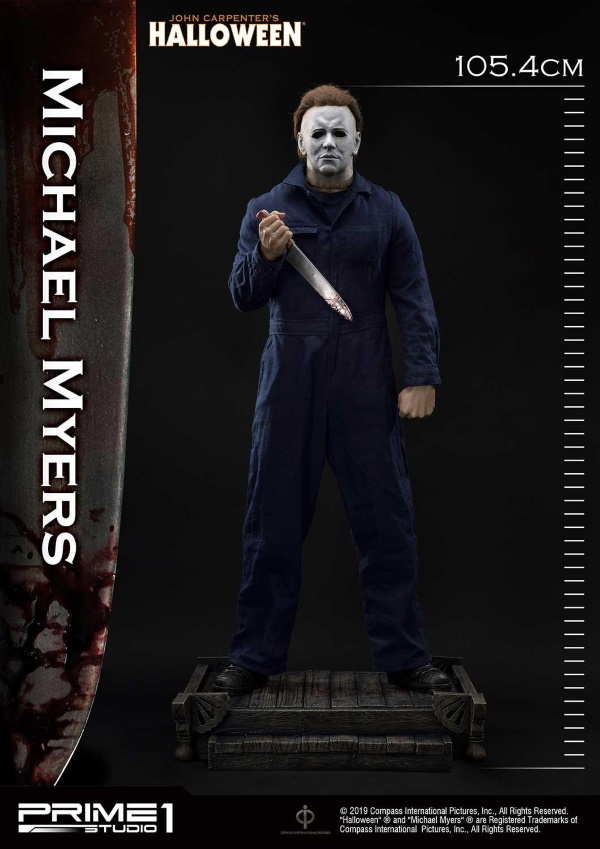 Halloween – Michael Myers 1/2 Scale Statue Prime169
