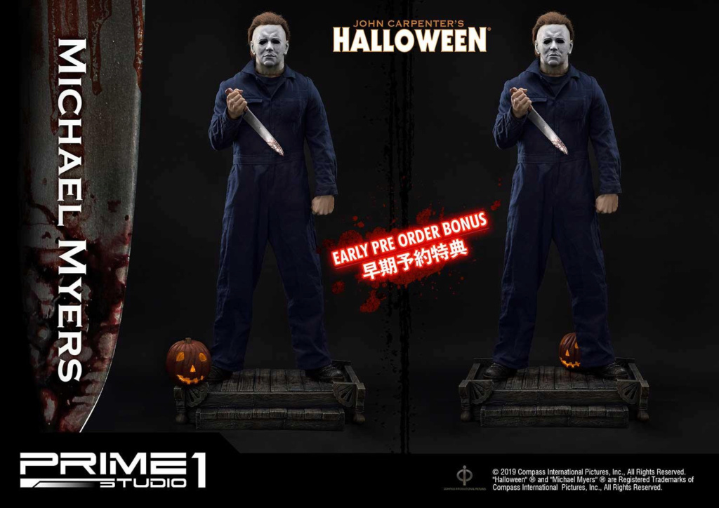 Halloween – Michael Myers 1/2 Scale Statue Prime170