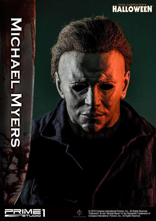 Halloween – Michael Myers 1/2 Scale Statue Prime172