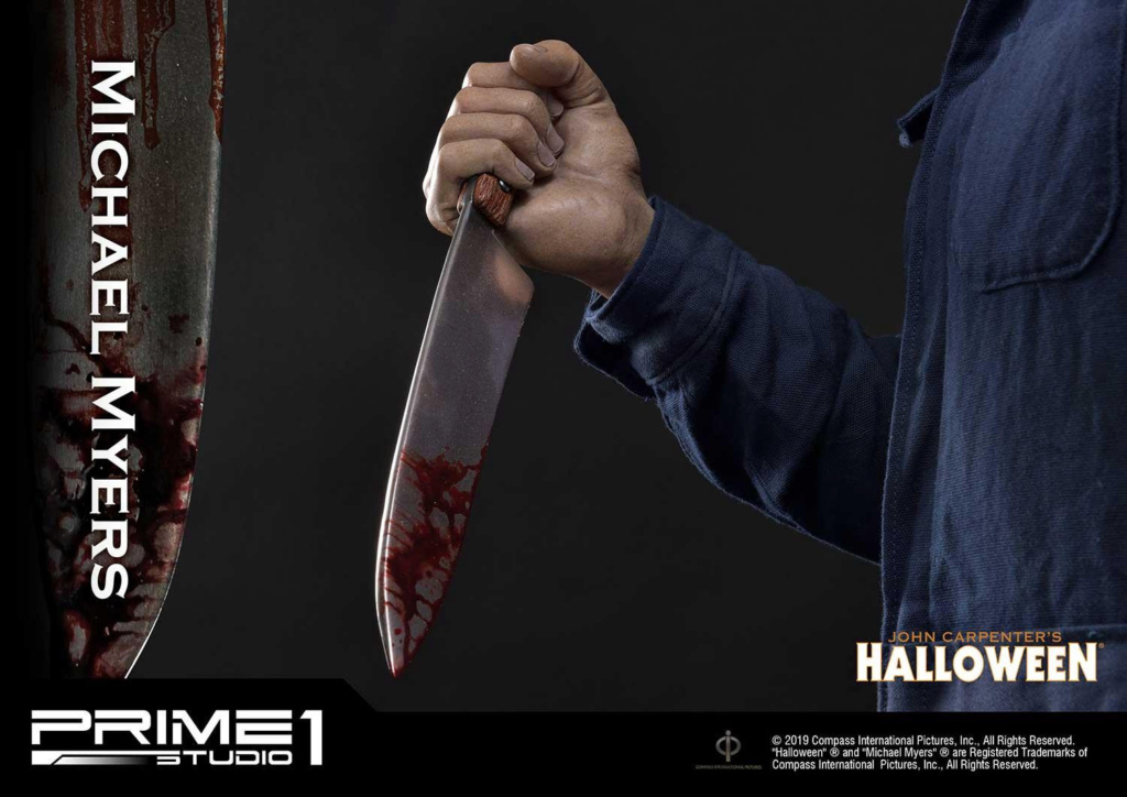 Halloween – Michael Myers 1/2 Scale Statue Prime174
