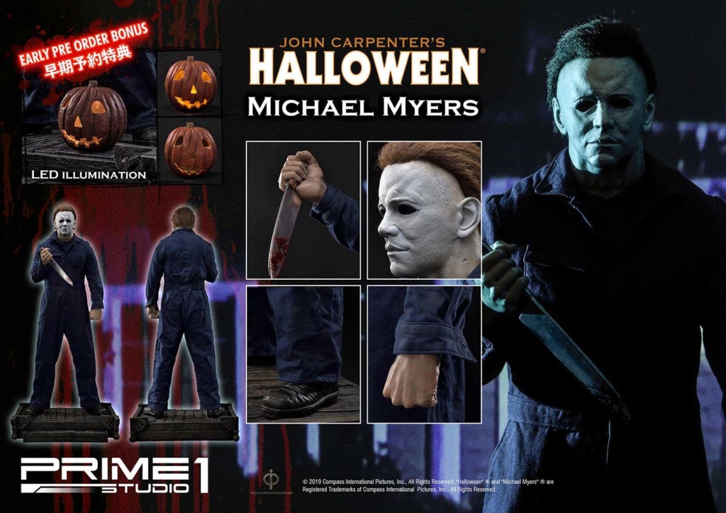 Halloween – Michael Myers 1/2 Scale Statue Prime175