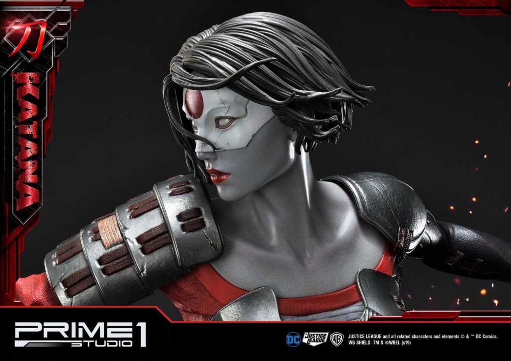 "DC Comics – Katana 1/3 Scale ""Bonus Version"" Statue Prime186"