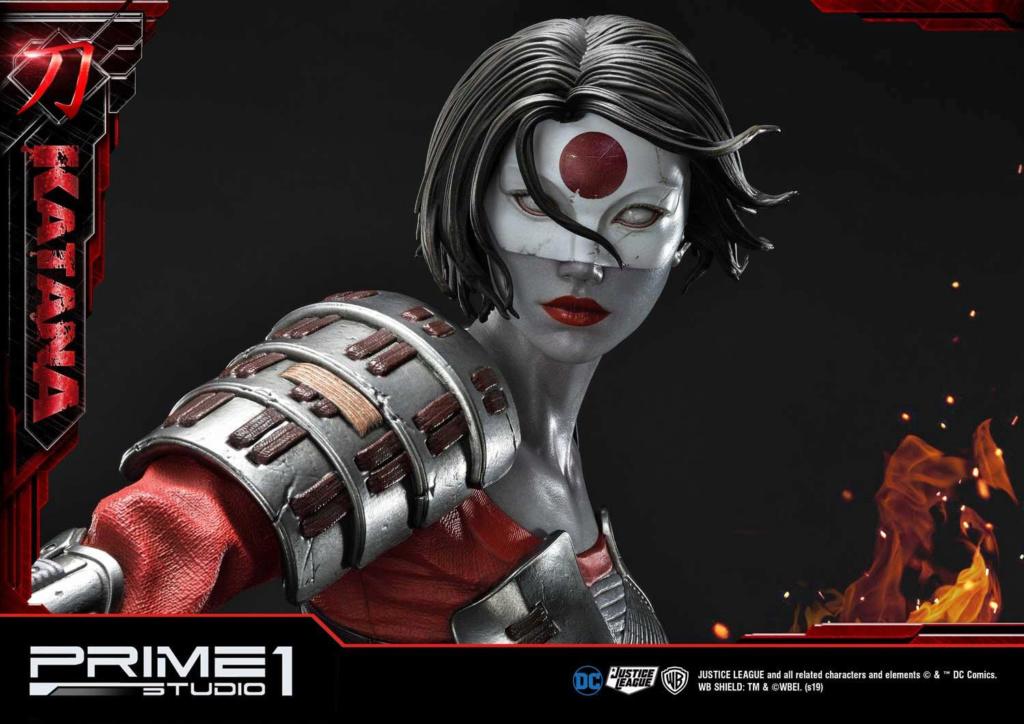 "DC Comics – Katana 1/3 Scale ""Bonus Version"" Statue Prime187"