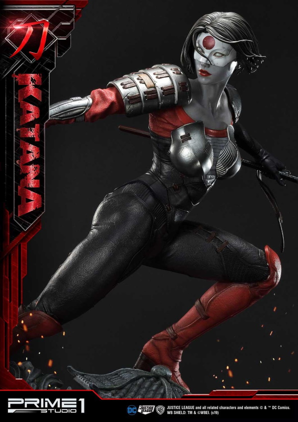 "DC Comics – Katana 1/3 Scale ""Bonus Version"" Statue Prime189"