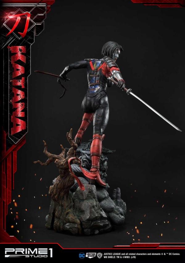 "DC Comics – Katana 1/3 Scale ""Bonus Version"" Statue Prime191"
