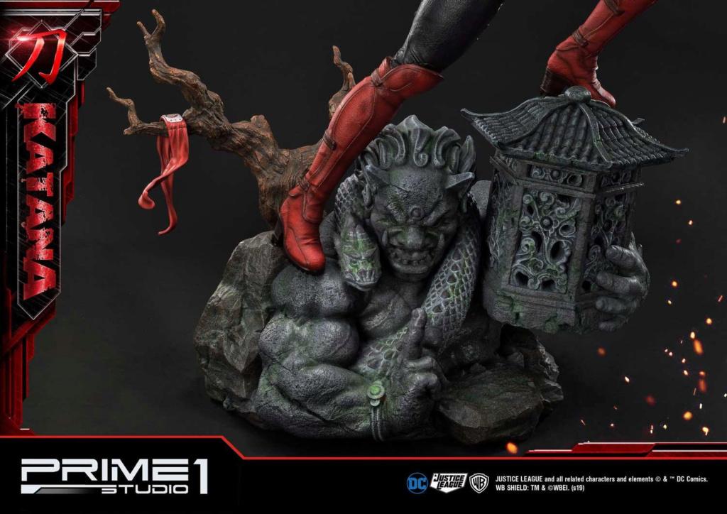 "DC Comics – Katana 1/3 Scale ""Bonus Version"" Statue Prime194"