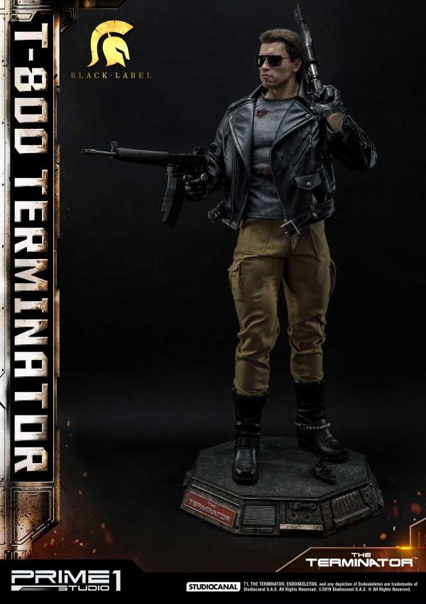 The Terminator T-800 1/2 Scale Statue Prime200