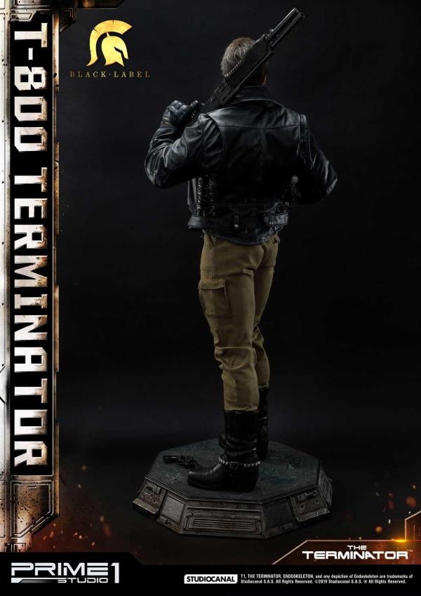 The Terminator T-800 1/2 Scale Statue Prime201