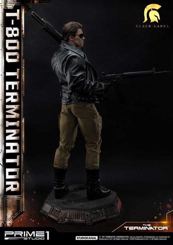 The Terminator T-800 1/2 Scale Statue Prime202