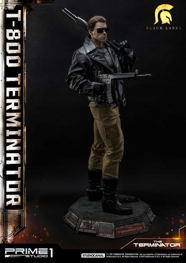 The Terminator T-800 1/2 Scale Statue Prime203
