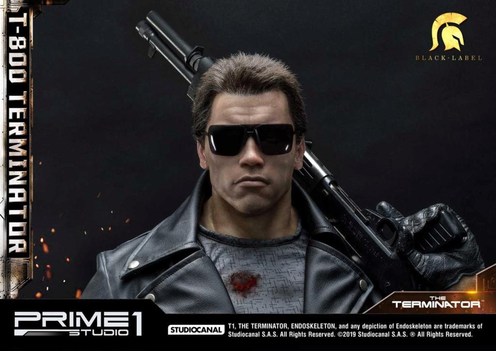 The Terminator T-800 1/2 Scale Statue Prime204
