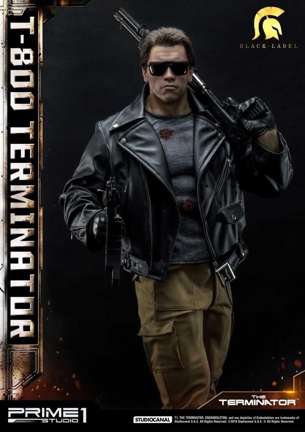 The Terminator T-800 1/2 Scale Statue Prime205