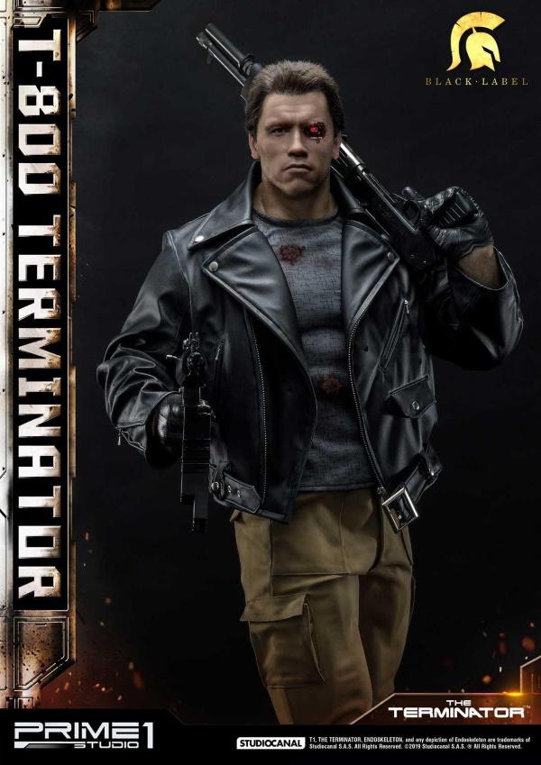 The Terminator T-800 1/2 Scale Statue Prime206