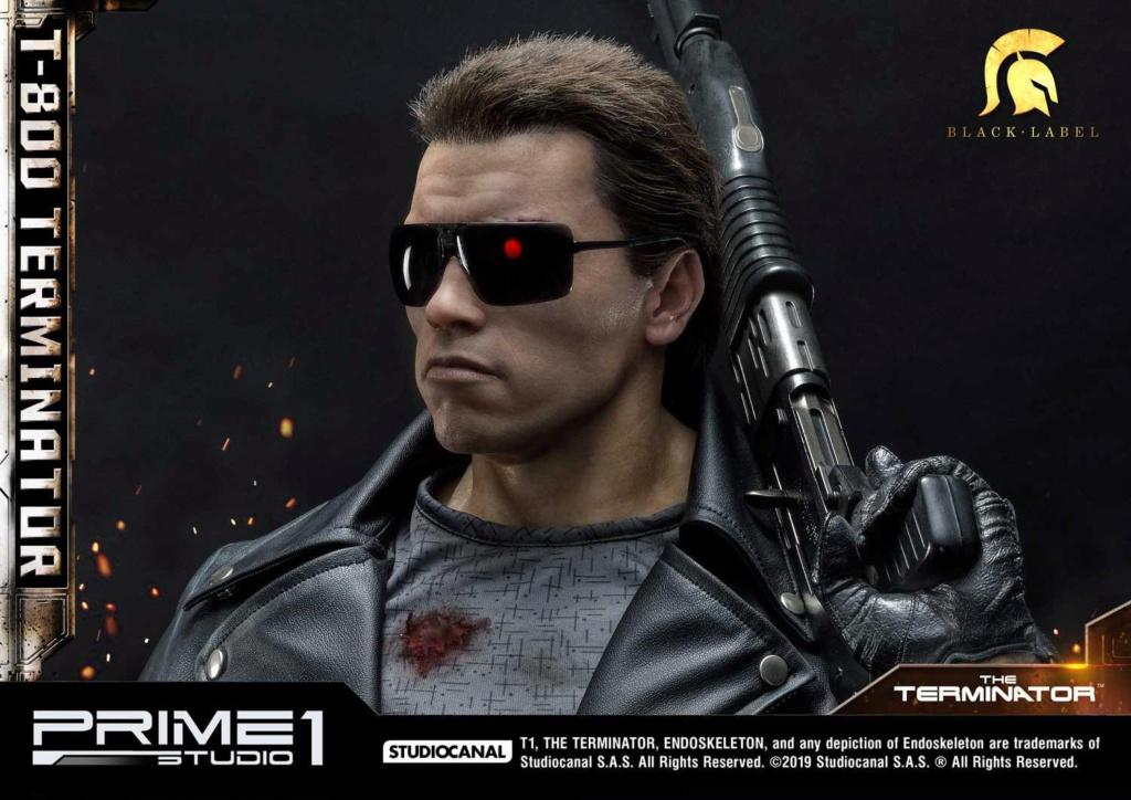 The Terminator T-800 1/2 Scale Statue Prime207