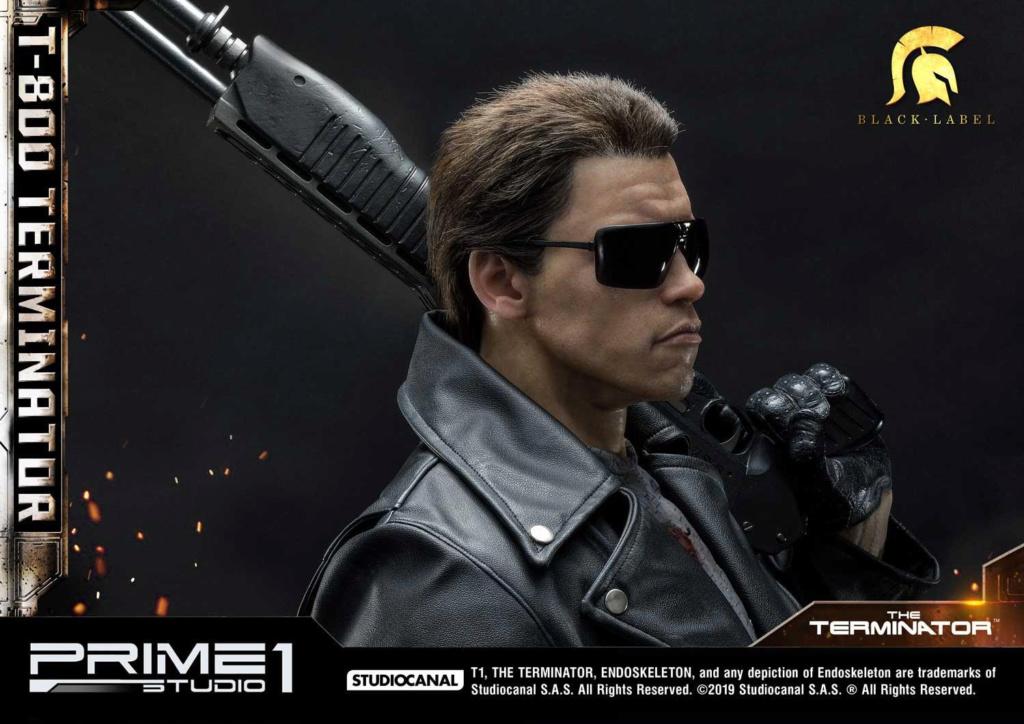 The Terminator T-800 1/2 Scale Statue Prime208