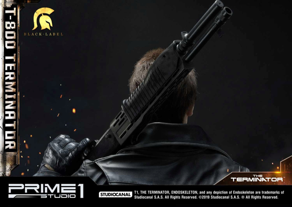 The Terminator T-800 1/2 Scale Statue Prime209