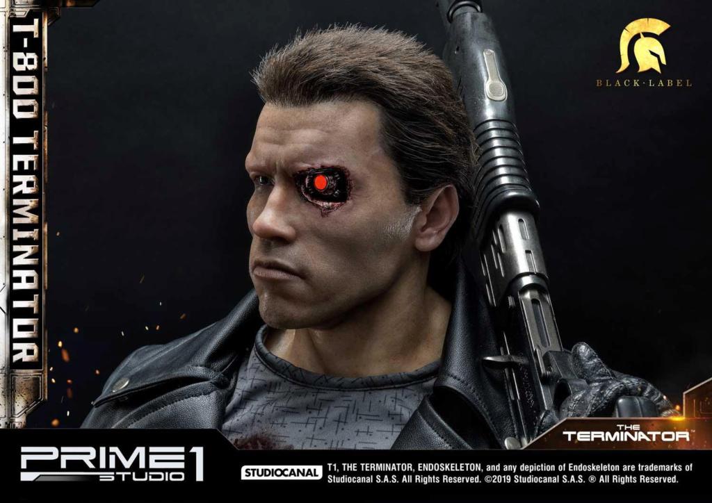 The Terminator T-800 1/2 Scale Statue Prime210