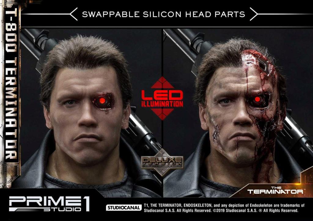 The Terminator T-800 1/2 Scale Statue Prime212