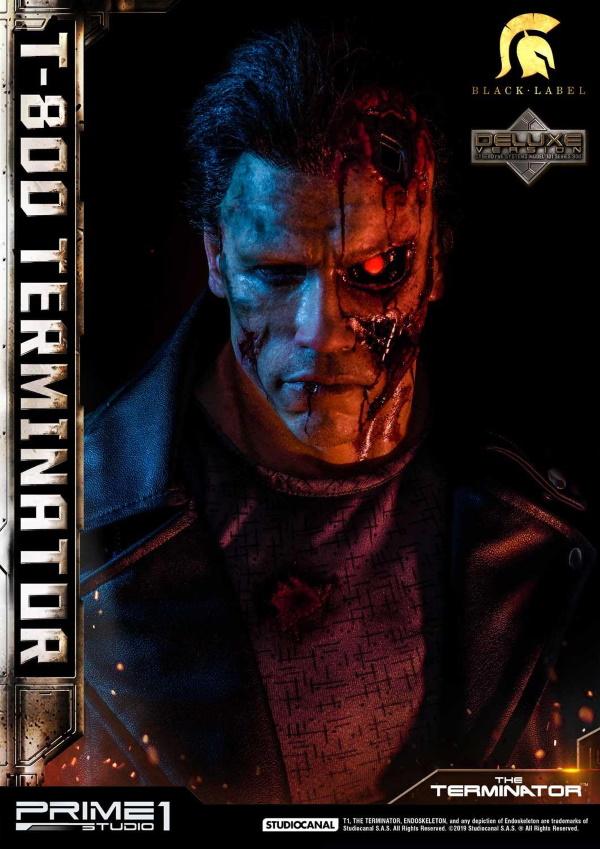 The Terminator T-800 1/2 Scale Statue Prime213