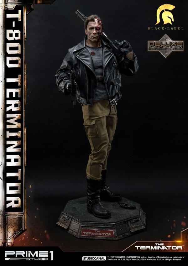 The Terminator T-800 1/2 Scale Statue Prime214