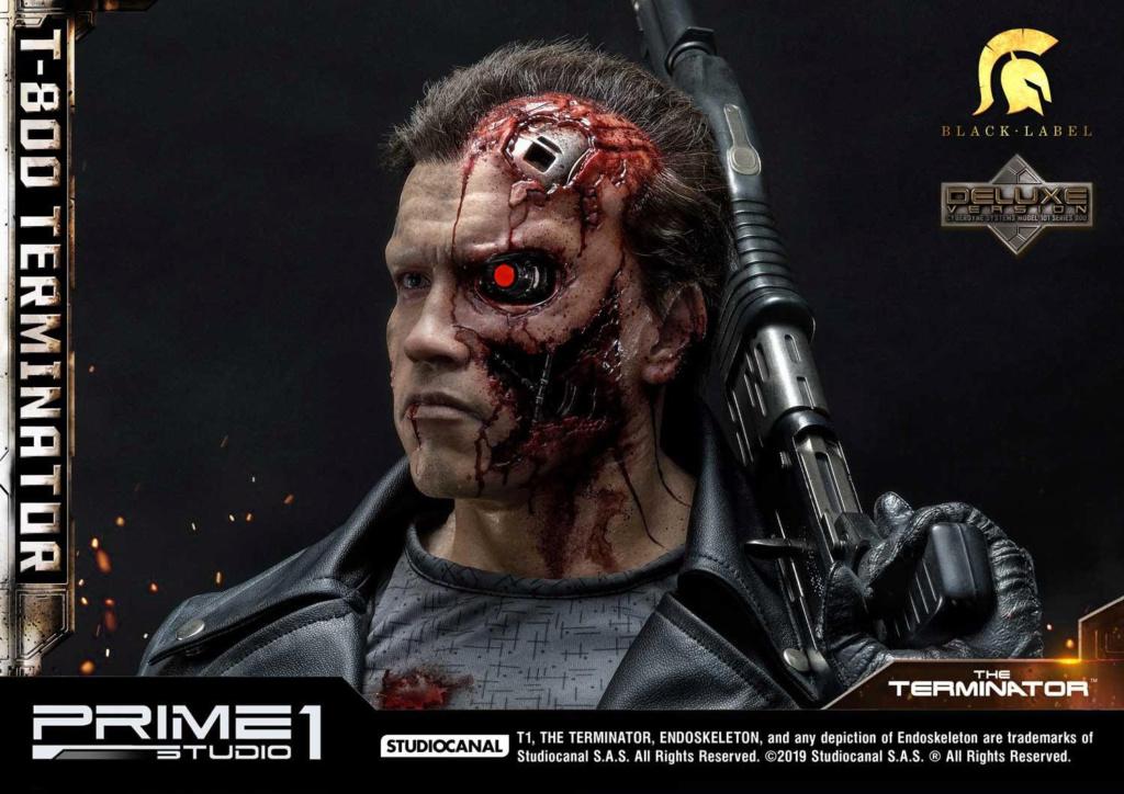 The Terminator T-800 1/2 Scale Statue Prime217