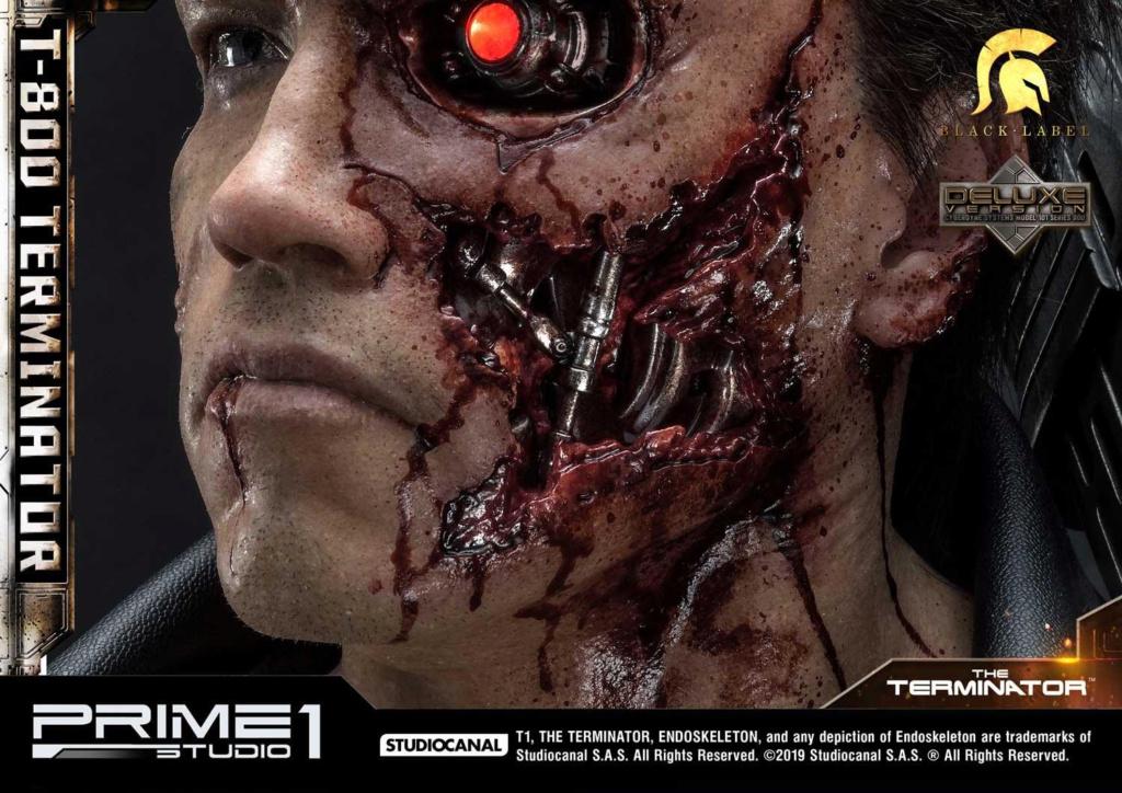 The Terminator T-800 1/2 Scale Statue Prime218