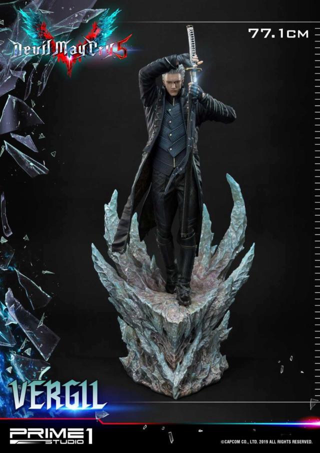 Devil May Cry V – Vergil 1/4 sacle Statue Prime239