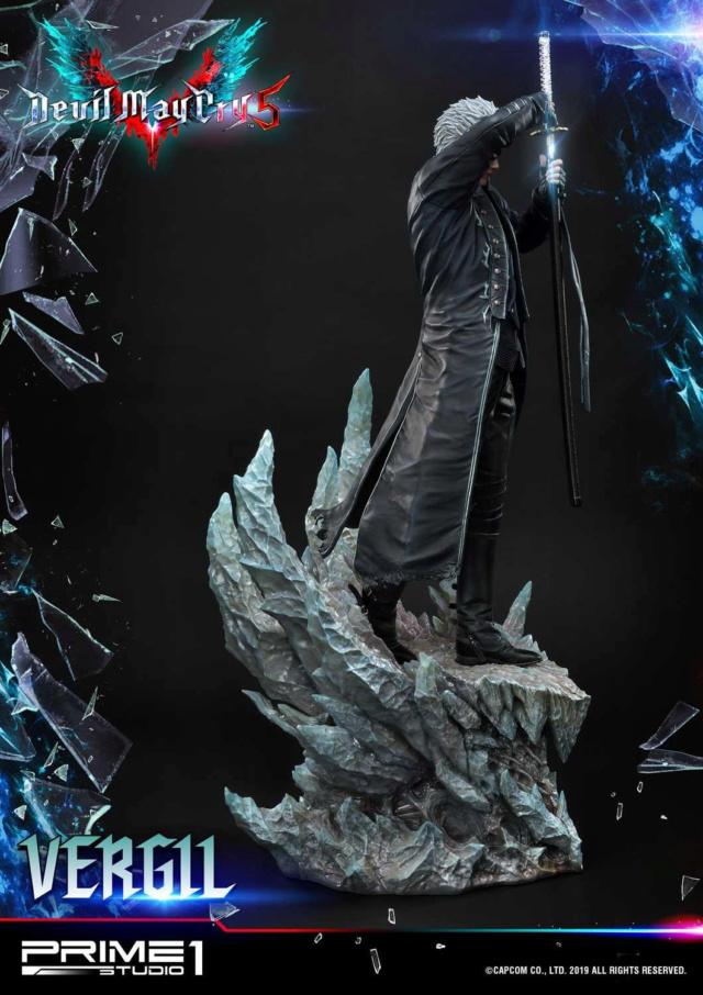 Devil May Cry V – Vergil 1/4 sacle Statue Prime240