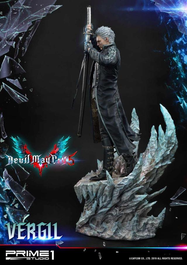 Devil May Cry V – Vergil 1/4 sacle Statue Prime242