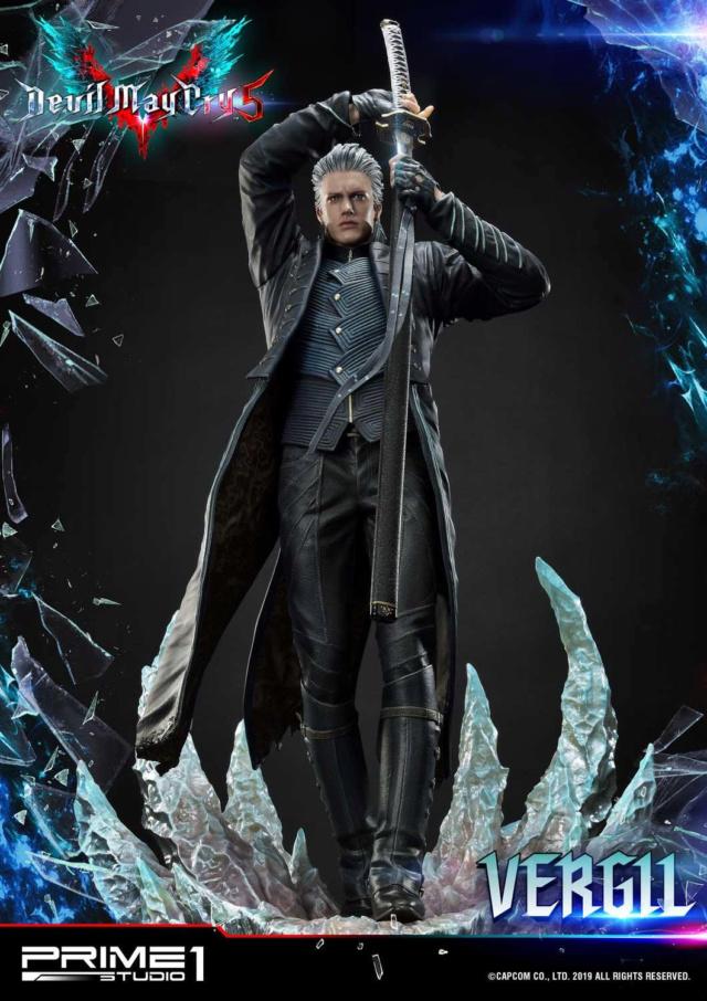 Devil May Cry V – Vergil 1/4 sacle Statue Prime244