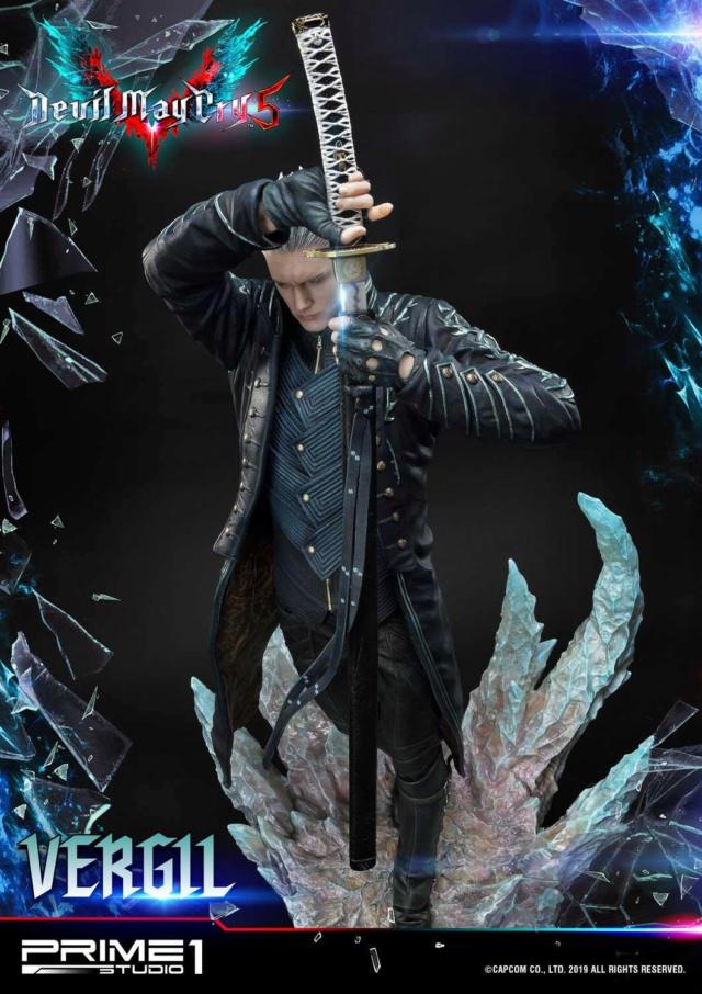 Devil May Cry V – Vergil 1/4 sacle Statue Prime245