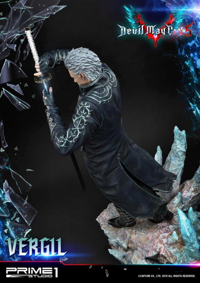 Devil May Cry V – Vergil 1/4 sacle Statue Prime246