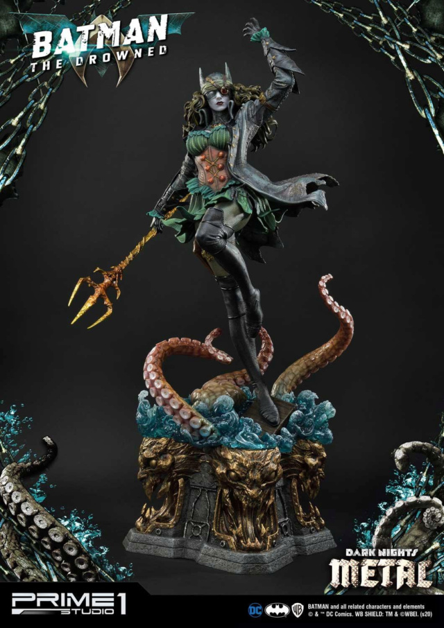 Dark Nights: Metal – The Drowned 1/3 scale Statue  Prime251