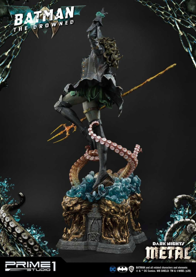 Dark Nights: Metal – The Drowned 1/3 scale Statue  Prime252