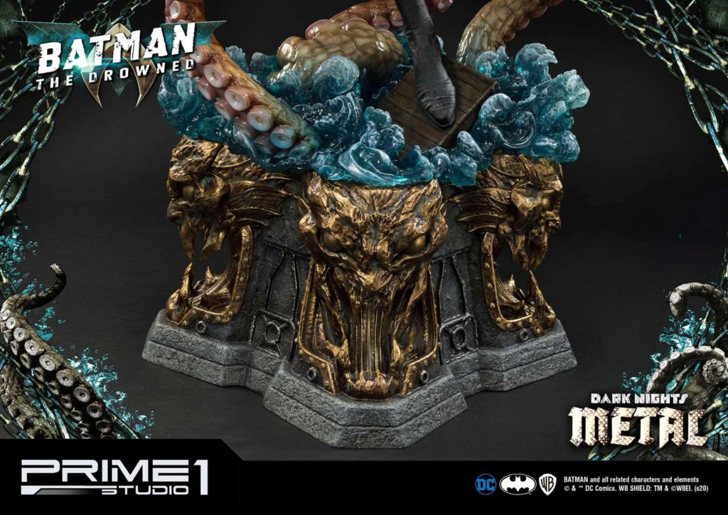 Dark Nights: Metal – The Drowned 1/3 scale Statue  Prime255