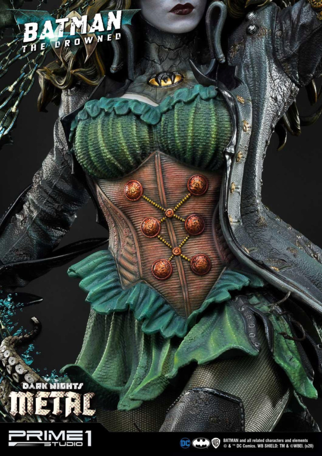 Dark Nights: Metal – The Drowned 1/3 scale Statue  Prime256