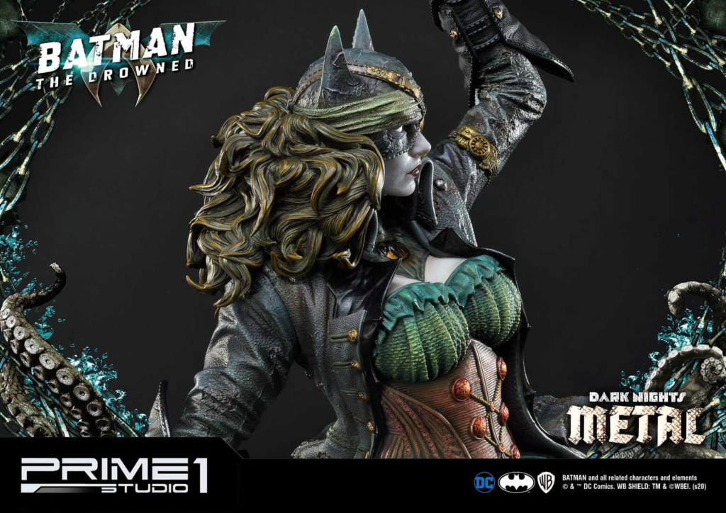 Dark Nights: Metal – The Drowned 1/3 scale Statue  Prime258