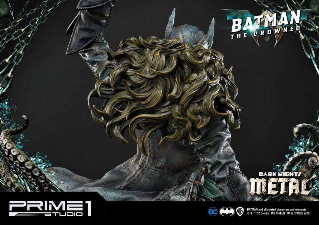 Dark Nights: Metal – The Drowned 1/3 scale Statue  Prime259