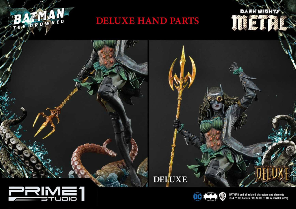 Dark Nights: Metal – The Drowned 1/3 scale Statue  Prime263